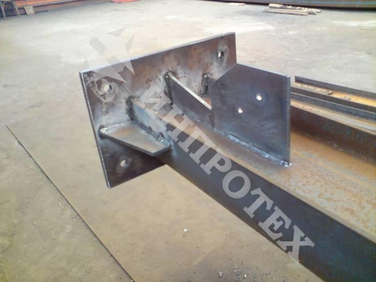 Заварени профили и заготовки за метални конструкции
